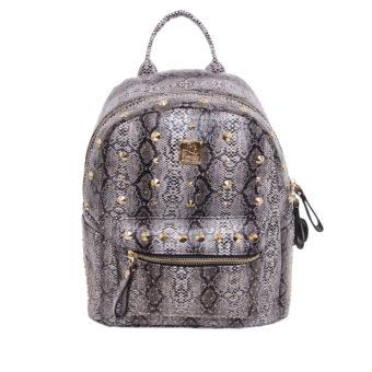 PCo Viper damen rucksack Grau Designer Rucksack Luxus