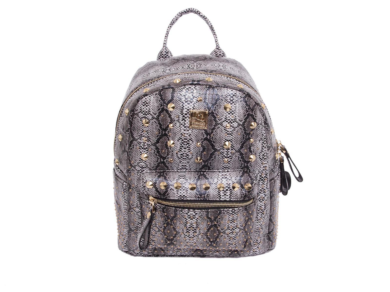 PCo Viper herren rucksack Grau Designer Rucksack Luxus