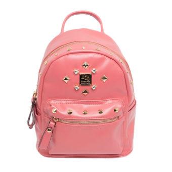 PCo mini damen rucksack pink Designer Rucksack Luxus