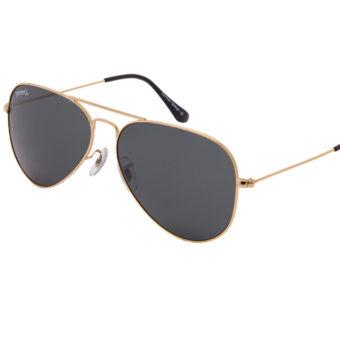 prempco aviator Damen sonnenbrille silber mirror silber gestell (11)