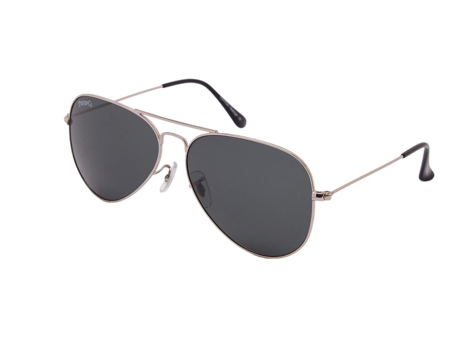 prempco aviator Damen sonnenbrille silber mirror silber gestell (13)